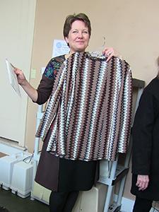 Jacket-Striped